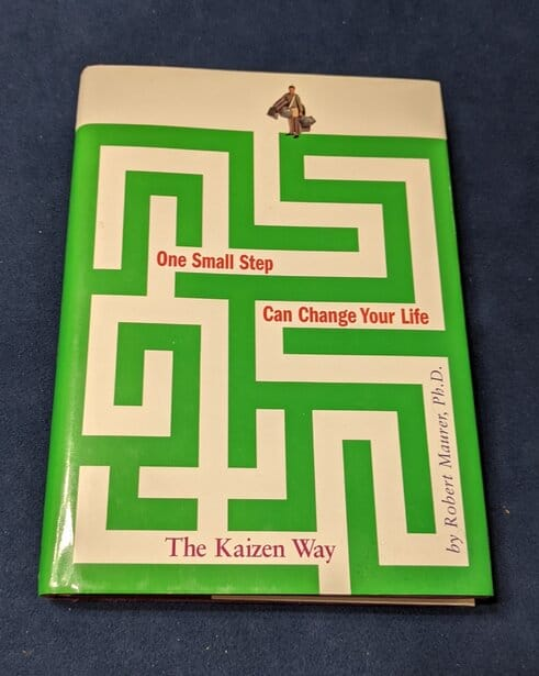 one small step the kaizen way book